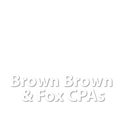 Brown, Brown & Fox, CPAs